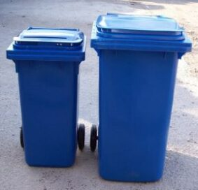 Paper Waste Confidential Waste Bins